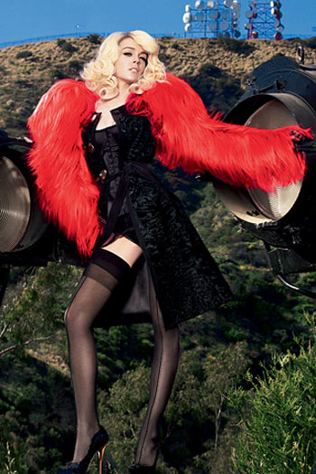 Lindsay Lohan - Sexy Diva