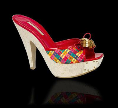 Marino Fabiani Rainbow Shoes