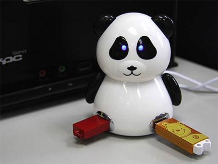 Panda USB Hub