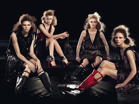Prada Fall-Winter Fashion Ads
