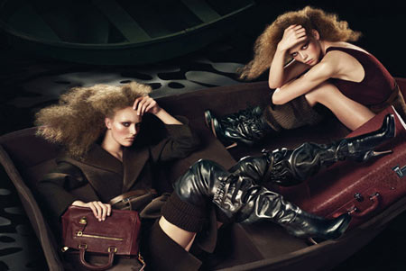 Prada Fall-Winter Fashion Collection
