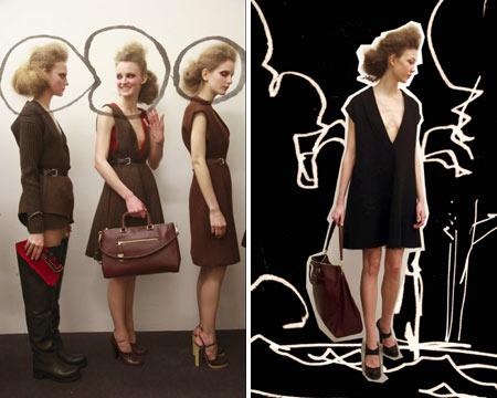 Prada Lookbook - Graphics