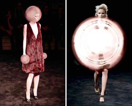 Prada Lookbook - Spheres