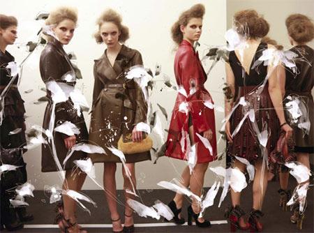 Prada New Lookbook