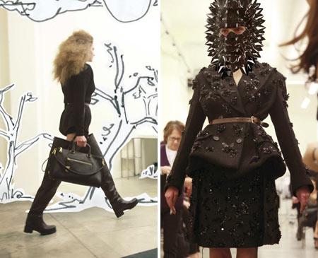 Prada Women Fashion Lookbook
