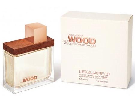 She Wood Velvet Forest Wood from Dsquared2