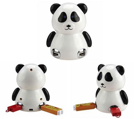 Toy Panda Hub