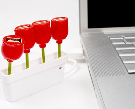 Tulip USB Hub