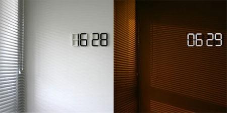 Vadim Kibardin Digital Clock