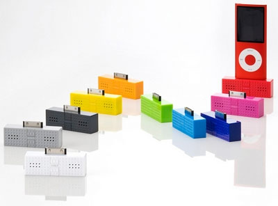 iPod SoundBlocks