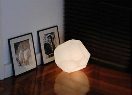 Asteroid Lamp