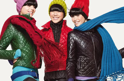 Benetton Colorful Jackets