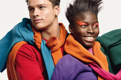 Benetton Fall Winter Collection