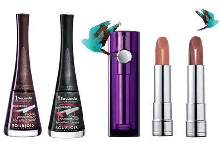 Bourjois Nail Polish and Lipsticks