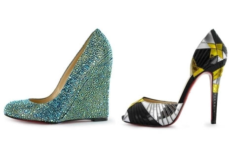 Christian Louboutin Fall 2009 Shoes Collection