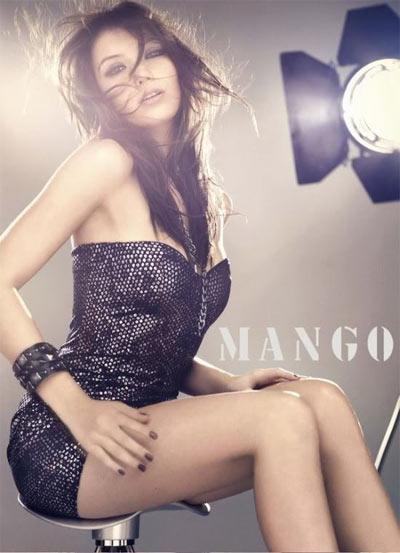 Daisy Lowe for Mango