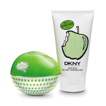 Delicious Pop Art from DKNY
