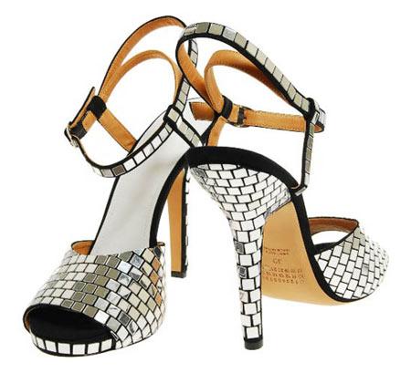 Disco Ball Sandals