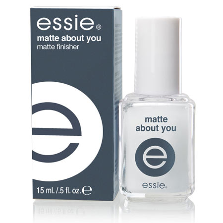 Essie Matte About You Finisher