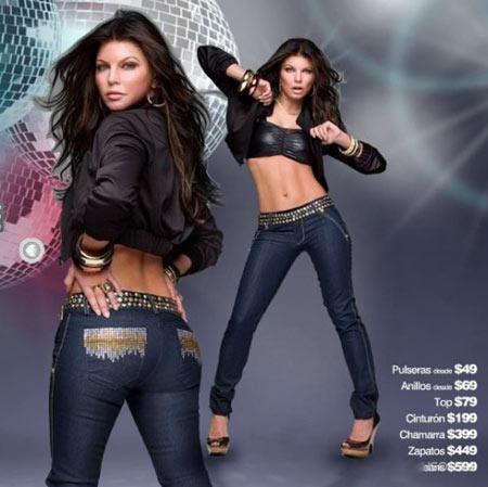 Fergie C&A Mexico Jeans