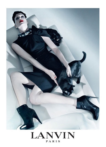 Lanvin Photo Ads