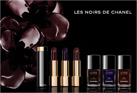 Les Noirs by Chanel Collection
