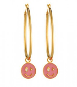 Lily-Allen-Smile-Earrings