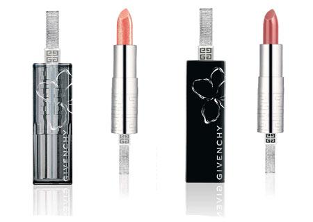 Lipsticks Rouge Interdit and Rouge Interdit Shine