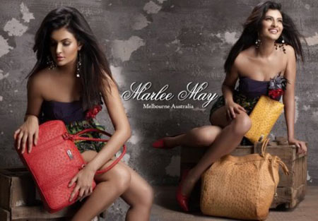 Marlee May from Melbourne Bags Collection