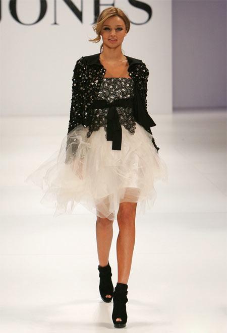 Miranda Kerr at David Jones Fashion Show