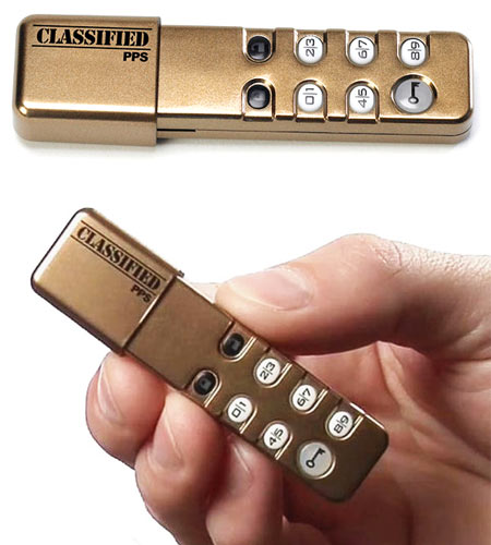 Safe Pocket USB Drive