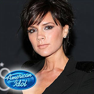 Victoria Beckham at American Idol