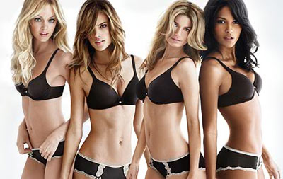 Victoria's Secret New Collection Ads
