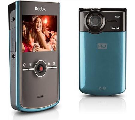 Zi8 Pocket Video Camera