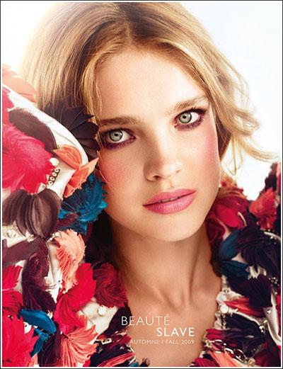 Natalia Vodianova Slavic Beauty
