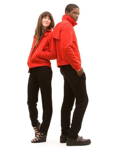 Chloe Sevigny Red Jacket