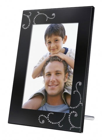 Sony Digital Picture Frame with Swarovski Crystals