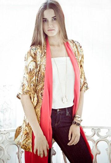 Winter Kate Jacket