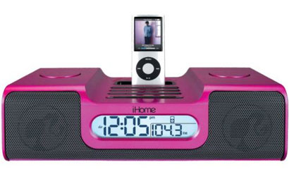 Barbie iPod Docks