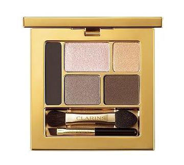 Clarins Palazzo d'Oro Eyeshadow Palette