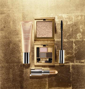 Clarins Palazzo d'Oro Makeup