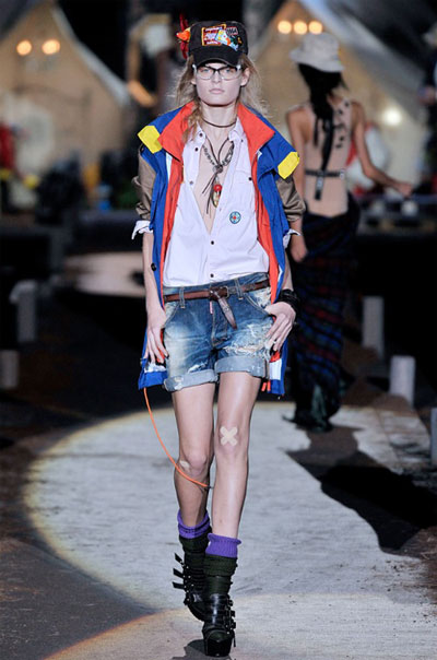 Dsquared2 Spring Summer