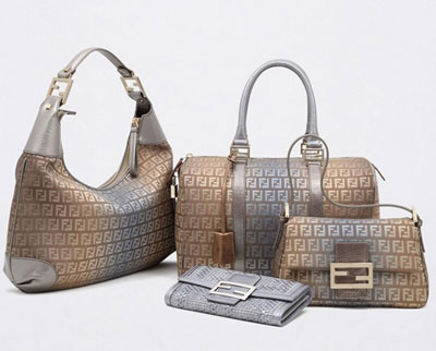 Fendi Handbags Collection