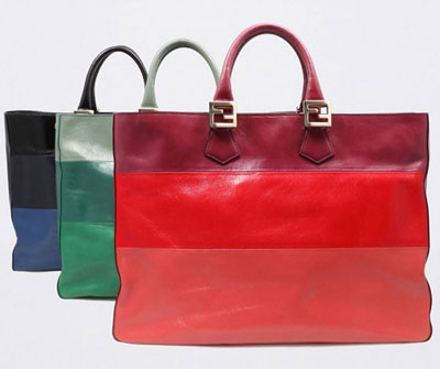 Fendi Handbags Fall-Winter Collection