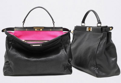 Fendi Peek-A-Boo Handbags
