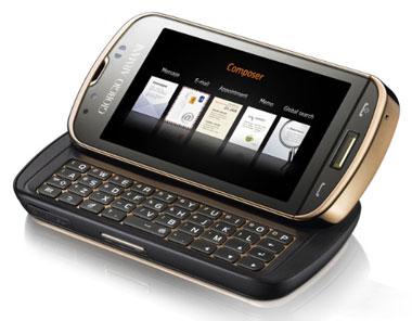 Giorgio Armani-Samsung B7620
