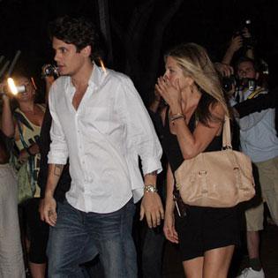Jennifer Aniston & John Mayer