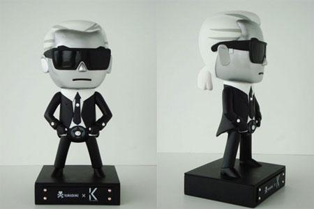 Karl Lagerfeld Toy