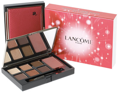 Lancome Holiday Makeup