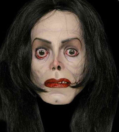 Michael Jackson Mask